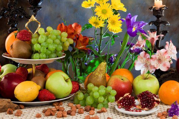Uma alimentação saudável é a base para o desenvolvimento de um corpo capaz de resistir às doenças e ao estresse