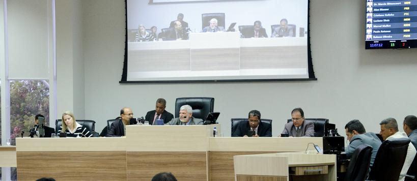 A inclusão do CDL foi proposta pelo presidente da Casa, Eduardo Cardoso