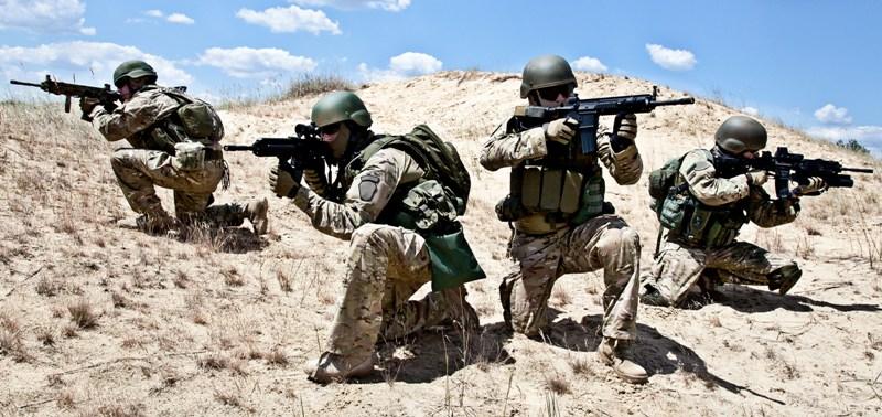 A Infantaria é a mais antiga arma do Exército / GB Imagem