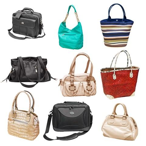 Mais o que acessório, a bolsa é item básico! Mais do que um acessório, a bolsa carrega os itens essenciais para o dia a dia. E existem uma enorme variedade de modelos, cores e tamanhos / GB Imagem
