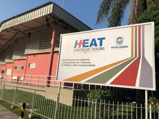 O Hospital Estadual Alberto Torres é uma das unidades sob gestão do Instituto Lagos Rio