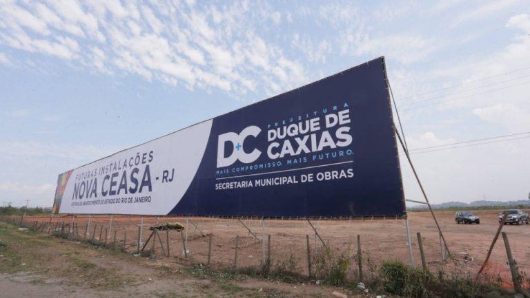 Ministério Público Federal na Baixada Fluminense cobra retomada do terreno destinado ao empreendimento