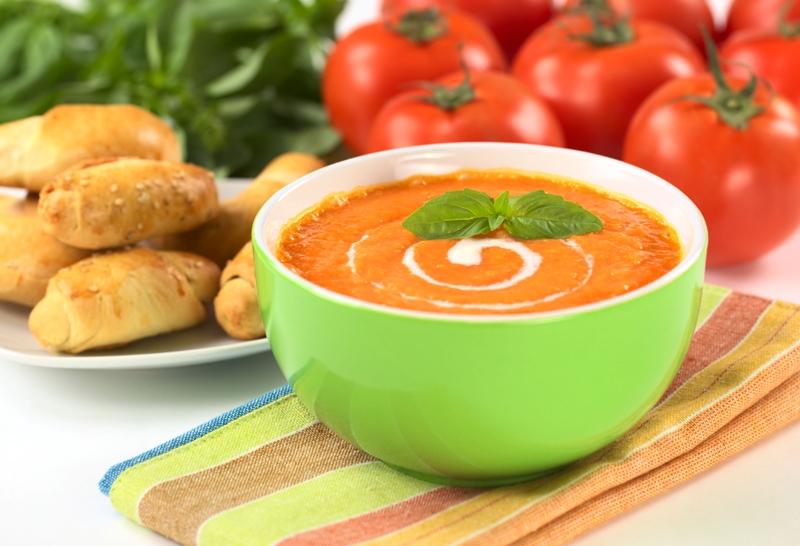 Creme de Tomates é uma opção leve e muito deliciosa / GB Imagem