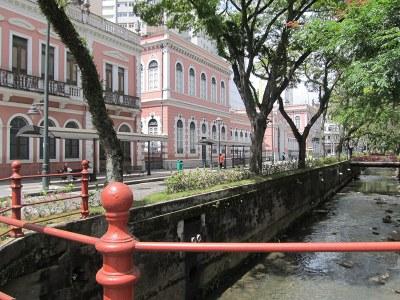 Edifício do Cefet, em Petrópolis - Foto: Wikimedia Commons