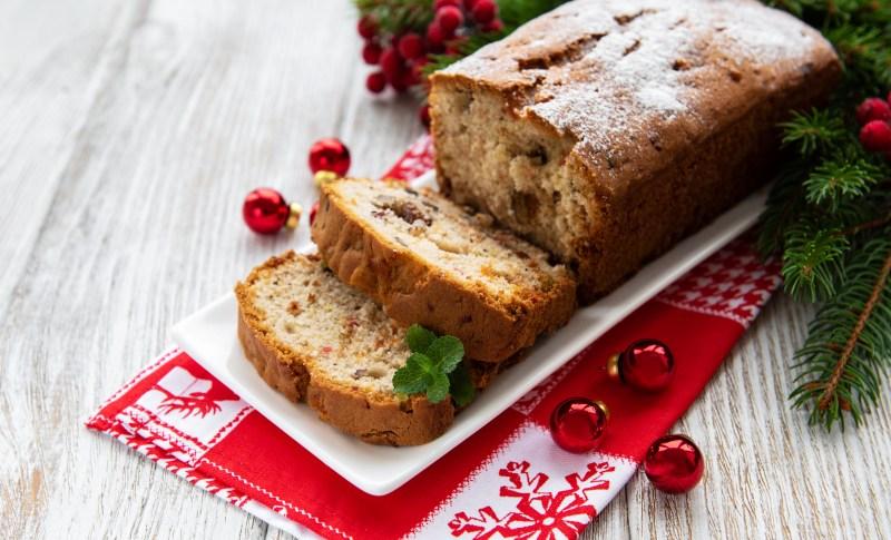 O Bolo Festivo de Natal é uma combinação perfeita de frutas secas e nozes. Vale até como presente! /GB Imagem