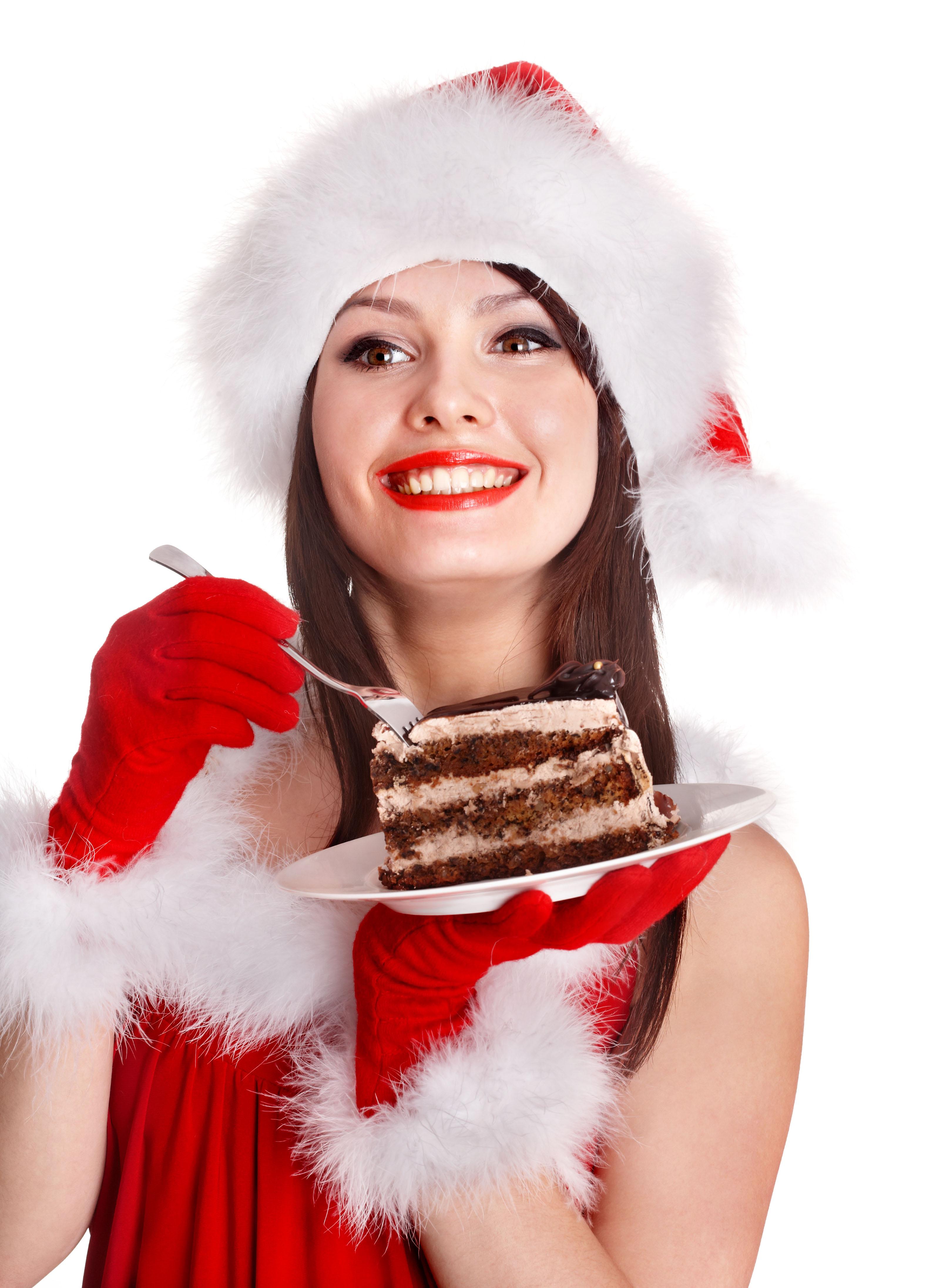 Saboreie o bolo sem culpa! Afinal é Natal! Mas, não exagere na quantidade / GB Imagem
