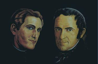 Joseph Mohr e Franz Xaver Gruber