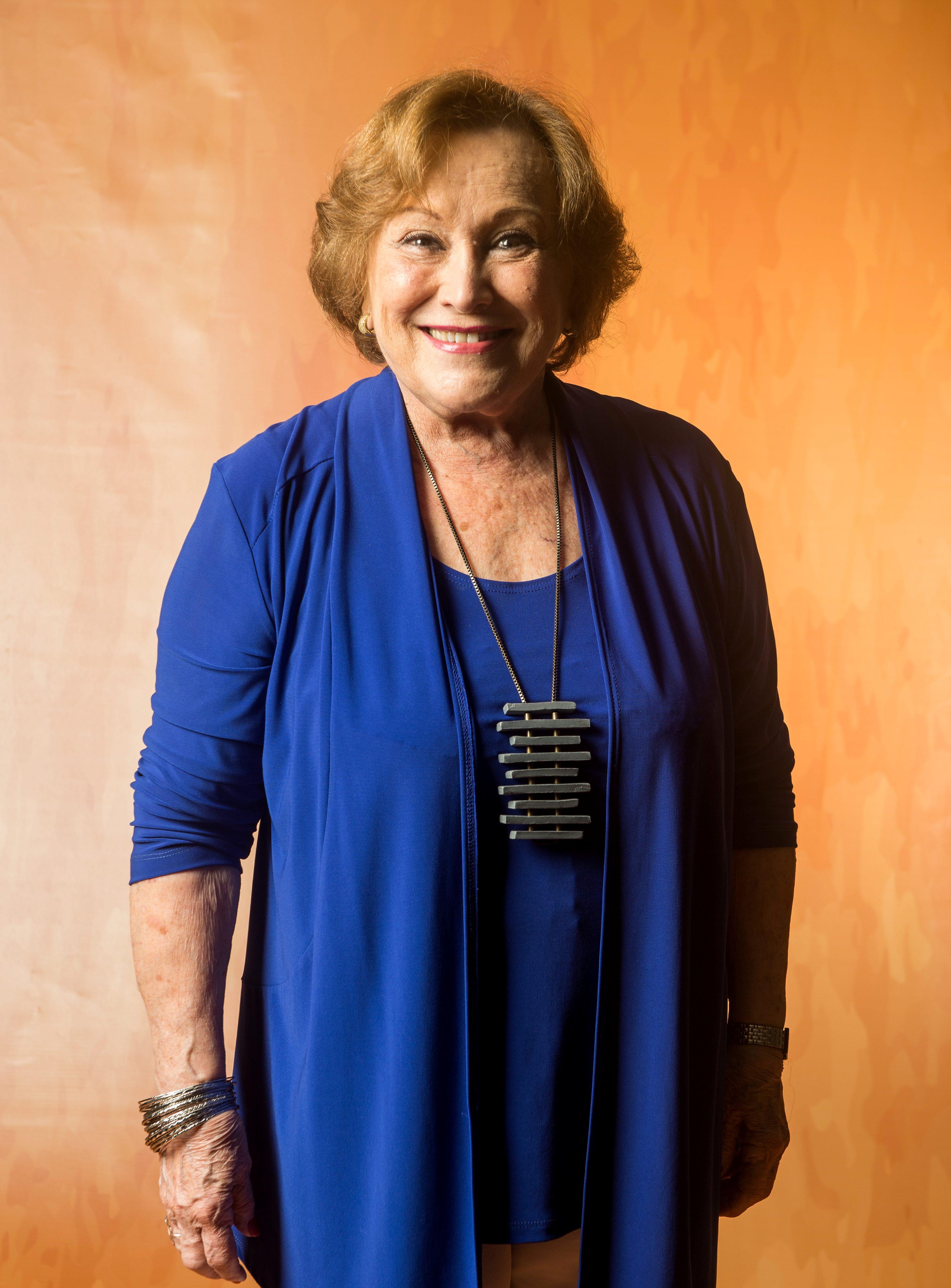 Como tantos milhares de brasileiros, Nicette Bruno foi uma das vítimas fatais da Covid-19 e deixa um legado de mais de 80 anos dedicado à carreira artística / Raquel Cunha-RG
