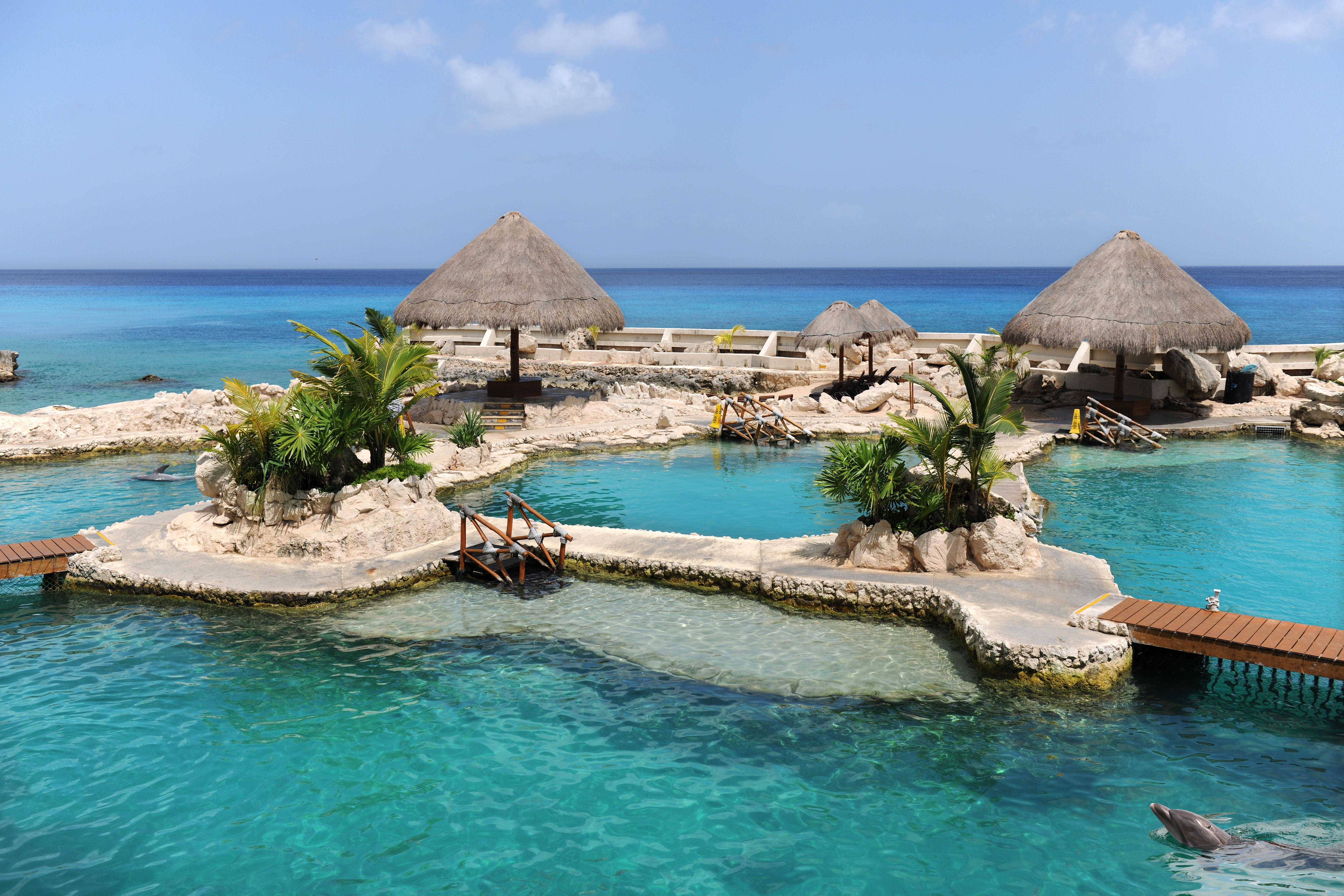 A ilha de Cozumel está a 50 quilômetros de Cancún, no Mar do Caribe, e recebe cerca de 300 mil turistas ao ano / GB Imagem
