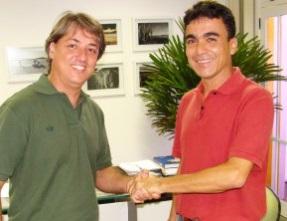 O hoje prefeito Alexandre Martins foi vice de Mirinho Braga. Em 2009 ele chegou a assumir a Prefeitura por alguns dias