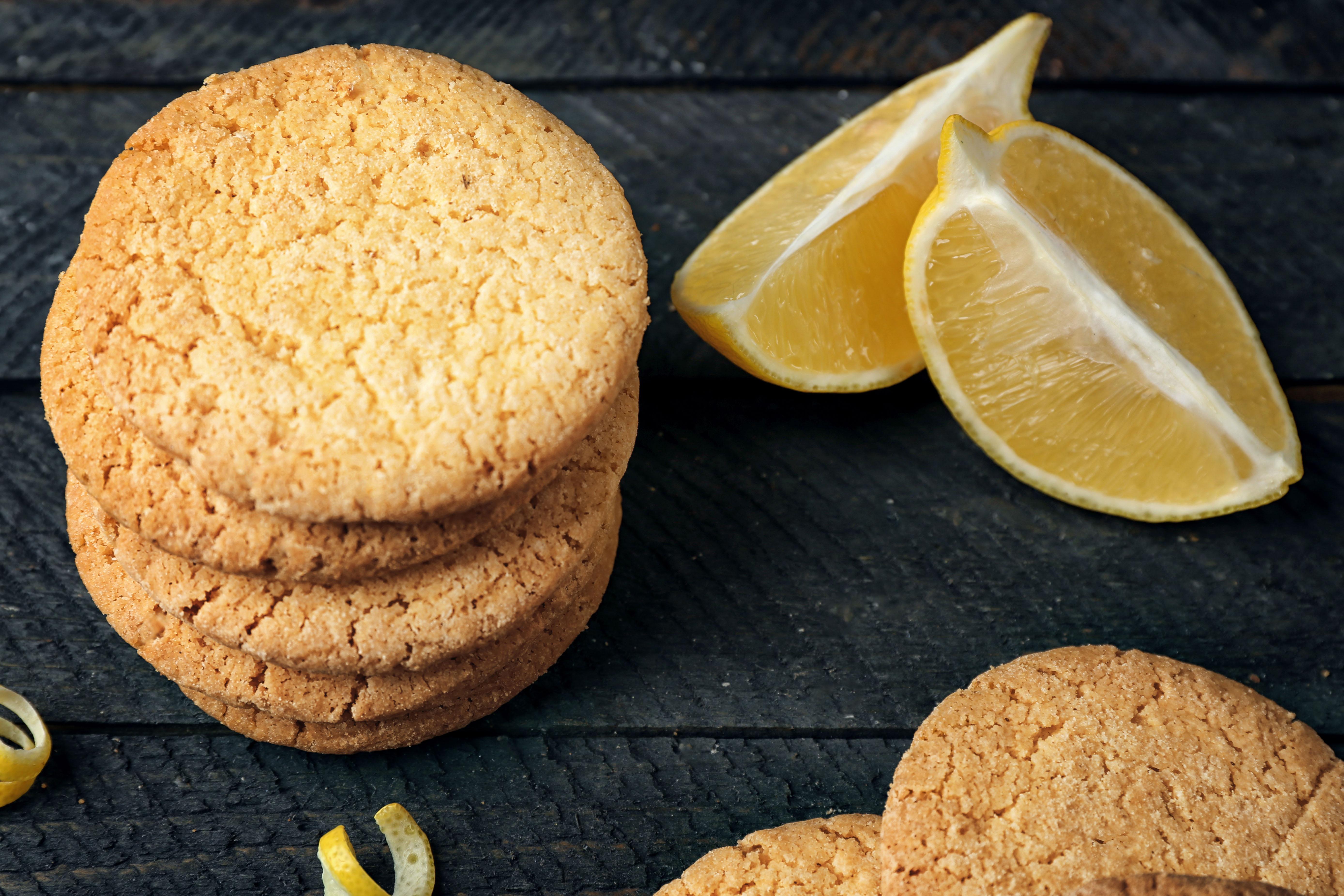 Que tal você preparar em casa deliciosos biscoitos? Experimento o Biscoito de Limão / GB Imagem