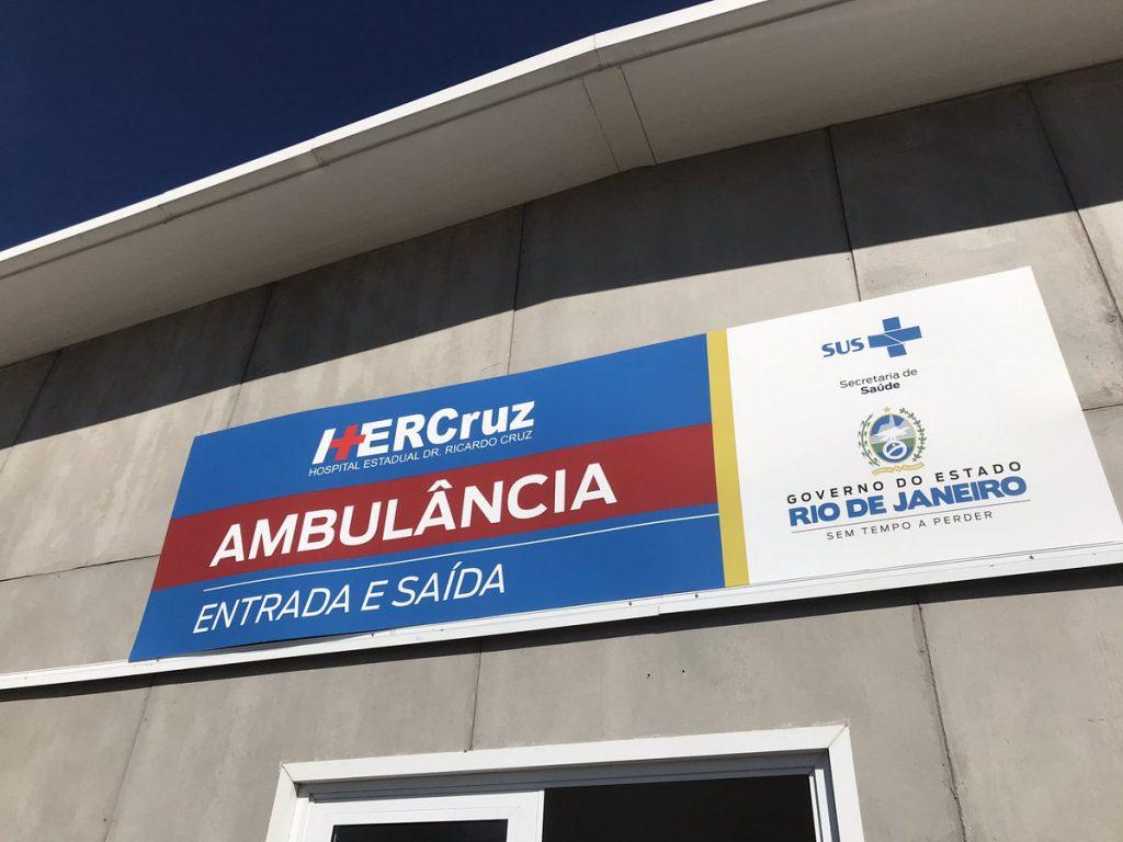 O Hospital Estadual Ricardo Cruz foi entregue à gestão da OS Ideas em processo de escolha questionável