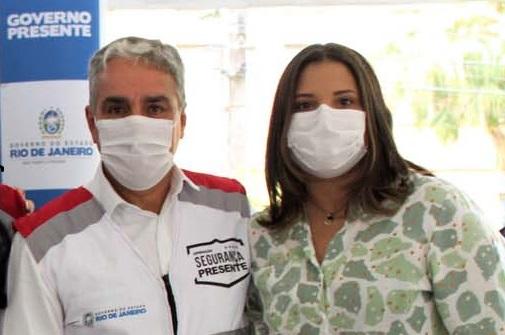 André Ceciliano está afinado com a prefeita Fernanda Ontiveros