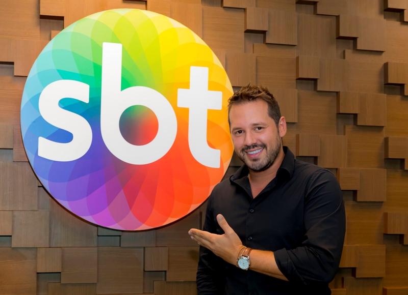 Depois de um período longe das câmeras da televisão, Dony De Nuccio assinou, em março deste ano, contrato com o SBT / Gabriel Cardoso