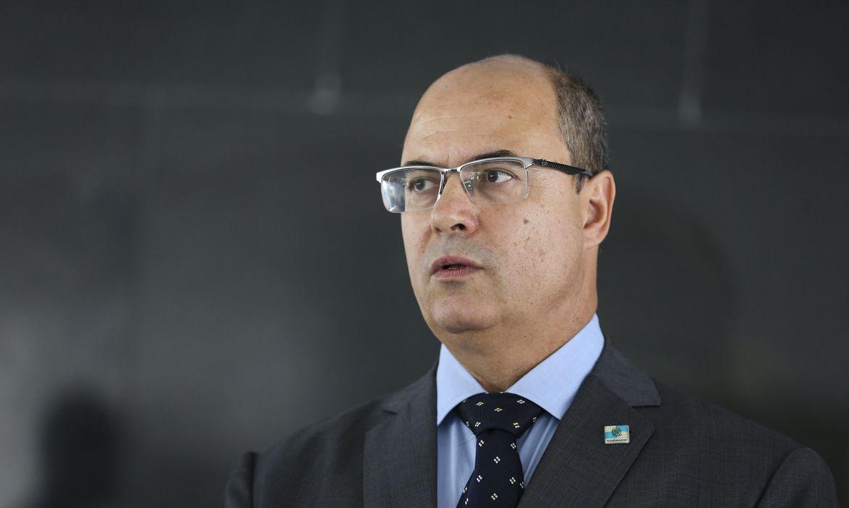 O ex-governador do Rio Wilson Witzel foi condenado por crime de responsabilidade - Antonio Cruz/Agência Brasil