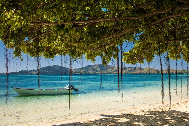 A natureza praticamente intacta das Ilhas Fiji é a principal atração daquela região até bem pouco conhecido pelos amantes do turismo / GB Imagem