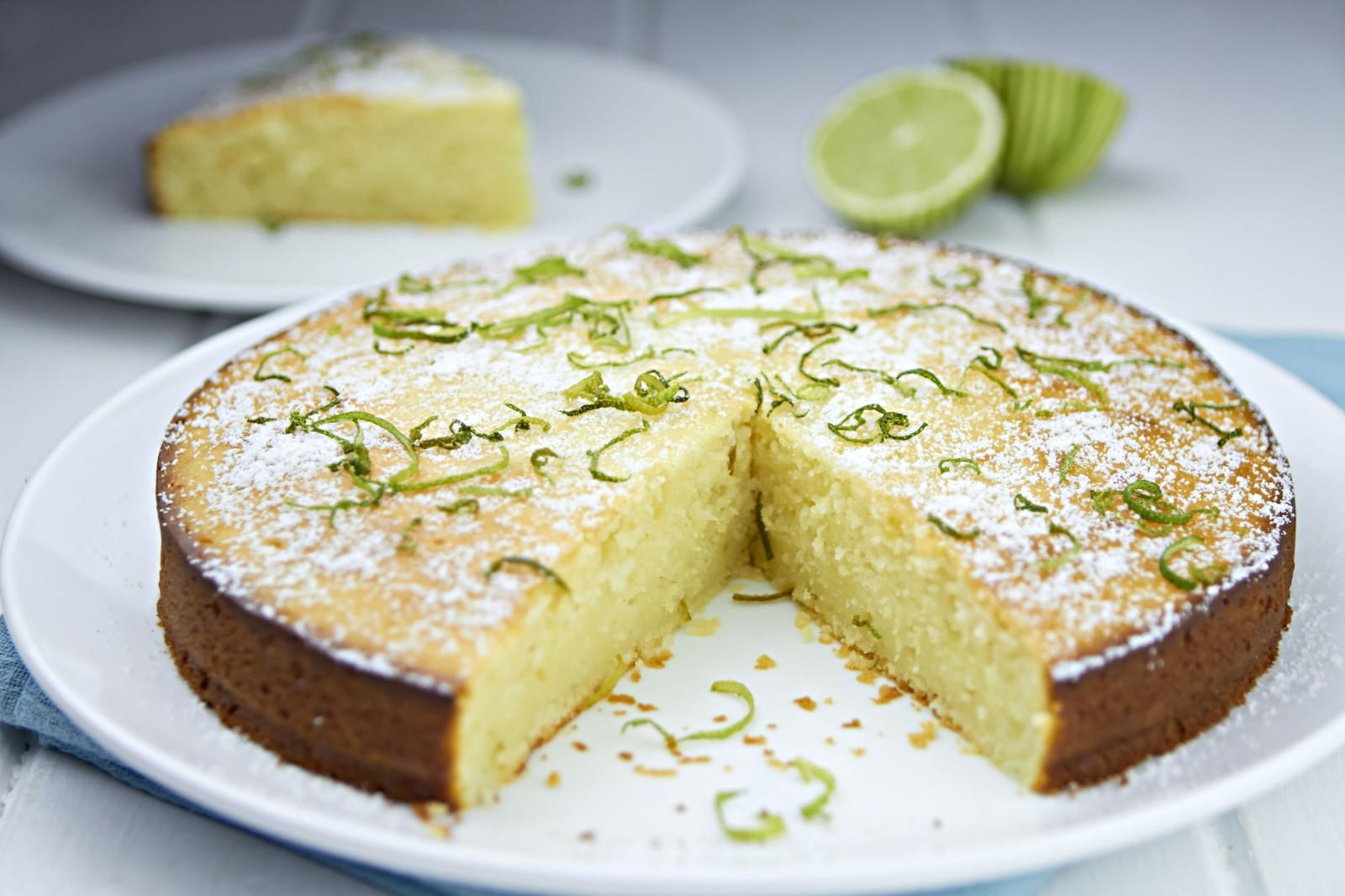 O Bolo de Limão tem sabor inigualável! Vai bem no lanche da tarde / GB Imagem