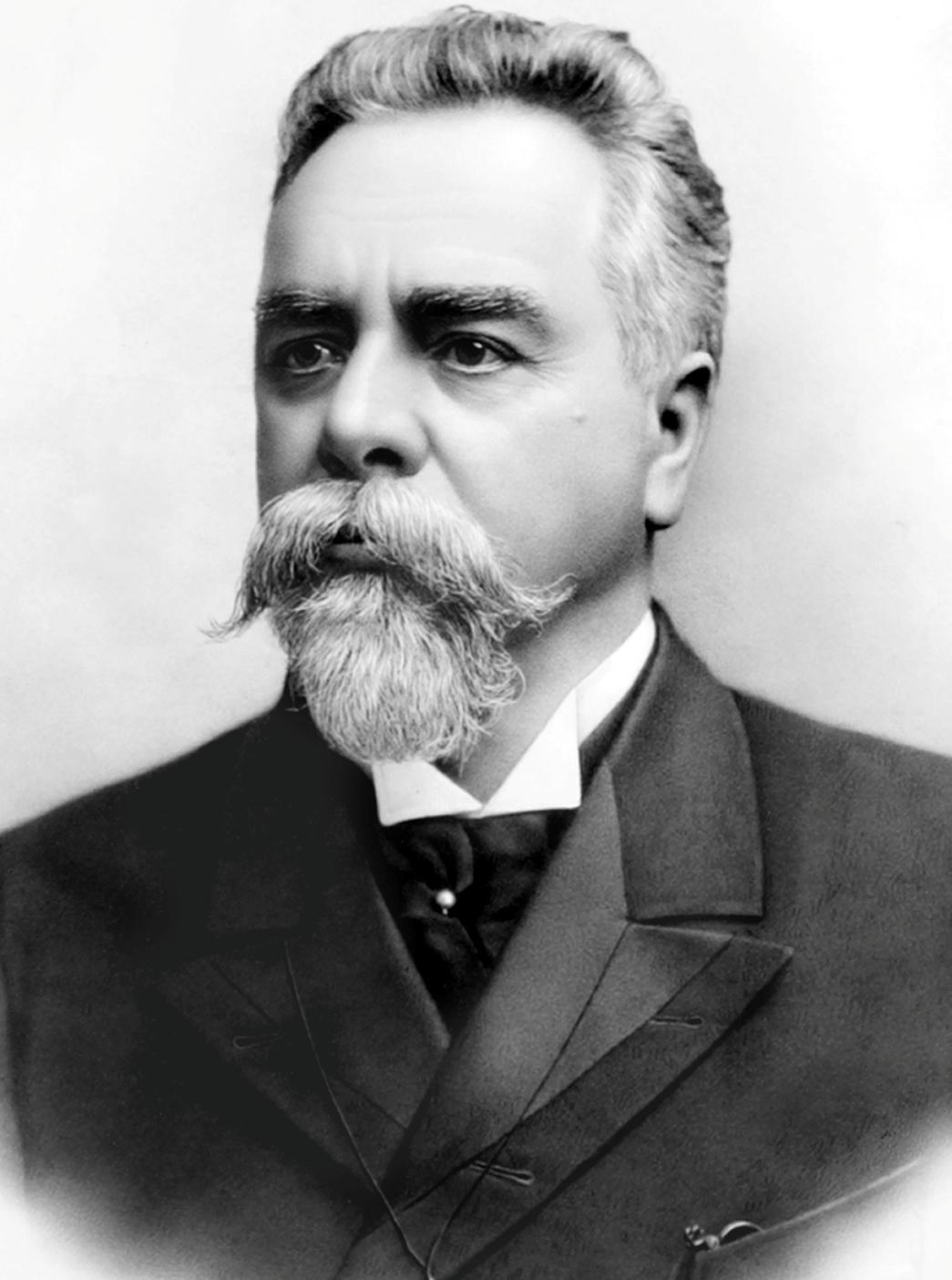 Manuel Ferraz de Campos Salles, cafeicultor que considerava a abolição inevitável, viu nela bom pretexto para exigir incentivos para a agricultura / GB Imagem