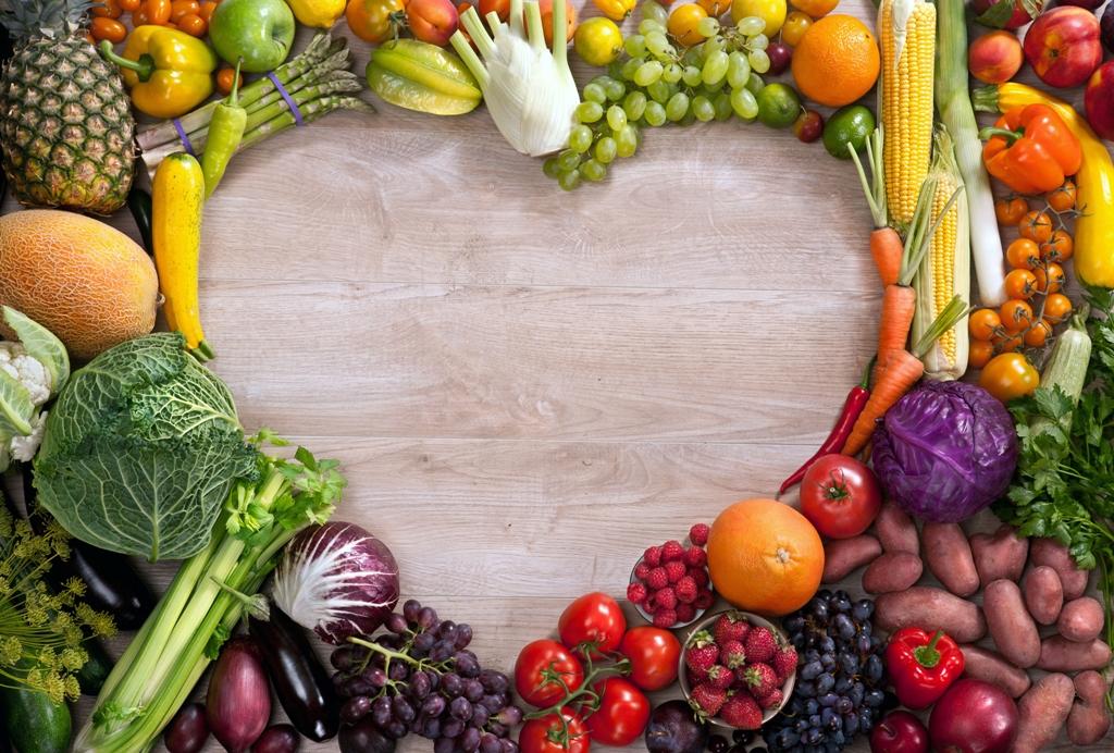 Não é preciso inventar cardápios elaborados. A natureza nos fornece deliciosas opções de alimentos. Quanto mais simples, mais saudável será! / GB Imagem